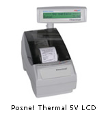 Posnet Thermal 5V LCD