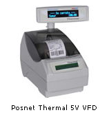 Posnet Thermal 5V VFD