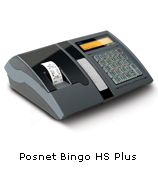 Posnet Bingo HS Plus