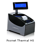 Posnet Thermal HS