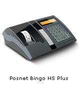 Kasa fiskalna Posnet Bingo HS Plus