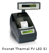 Drukarka fiskalna Posnet Thermal FV LED EJ