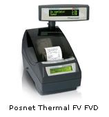 Drukarka fiskalna Posnet Thermal FV VFD