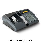 Kasa fiskalna Posnet Bingo HS
