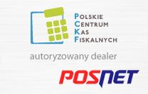 Polskie Centrum Kas Fisklanych Sp. z o.o.- autoryzowany dealer Posnet